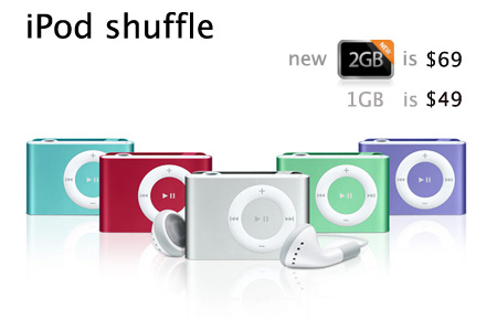 how to put mp3 songs on ipod shuffle